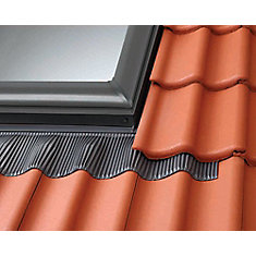 Engineered flashing for High profile roofing - Roof Windows with outside frame 52 3/4 inch x 38 1/2 inch