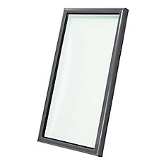 FCM- Fixed Curb Mount Skylight - RSO 22 1/2 inch x 46 1/2 inch- Laminated LoE3