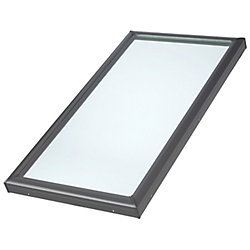 VELUX FCM- Fixed Curb Mount Skylight - RSO 34 1/2 inch x 46 1/2 inch- Laminated LoE3