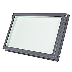 VELUX FS- Fixed Deck Mount Skylight size S01 - outside frame 44 3/4 inch x 27 3/8 inch- Laminated LoE3 glass