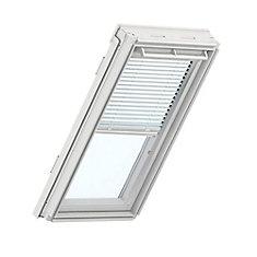 White- Manual Venetian Blinds for Roof windows UK08