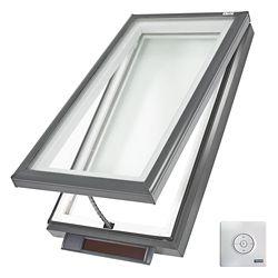 VELUX VCS Puits énergie solaire-monter sur cadre-ouverture brute 22 1/2 po x34 1/2 po-vitrage laminé LoE3