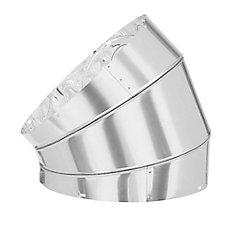 ZTE - Coude pour tunnels de lumière Sun Tunnel VELUX avec diamètre de 14 pouces