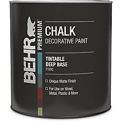 BEHR Chalk Decorative Paint - Deep Base