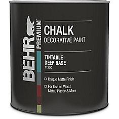 Chalk Decorative Paint - Deep Base