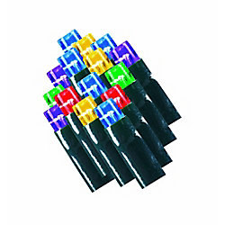 Home Accents Holiday 400-Light Multi-Colour LED Motion Rice Christmas Lights