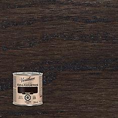 Varathane Stain & Polyurethane Gloss Espresso 236ml