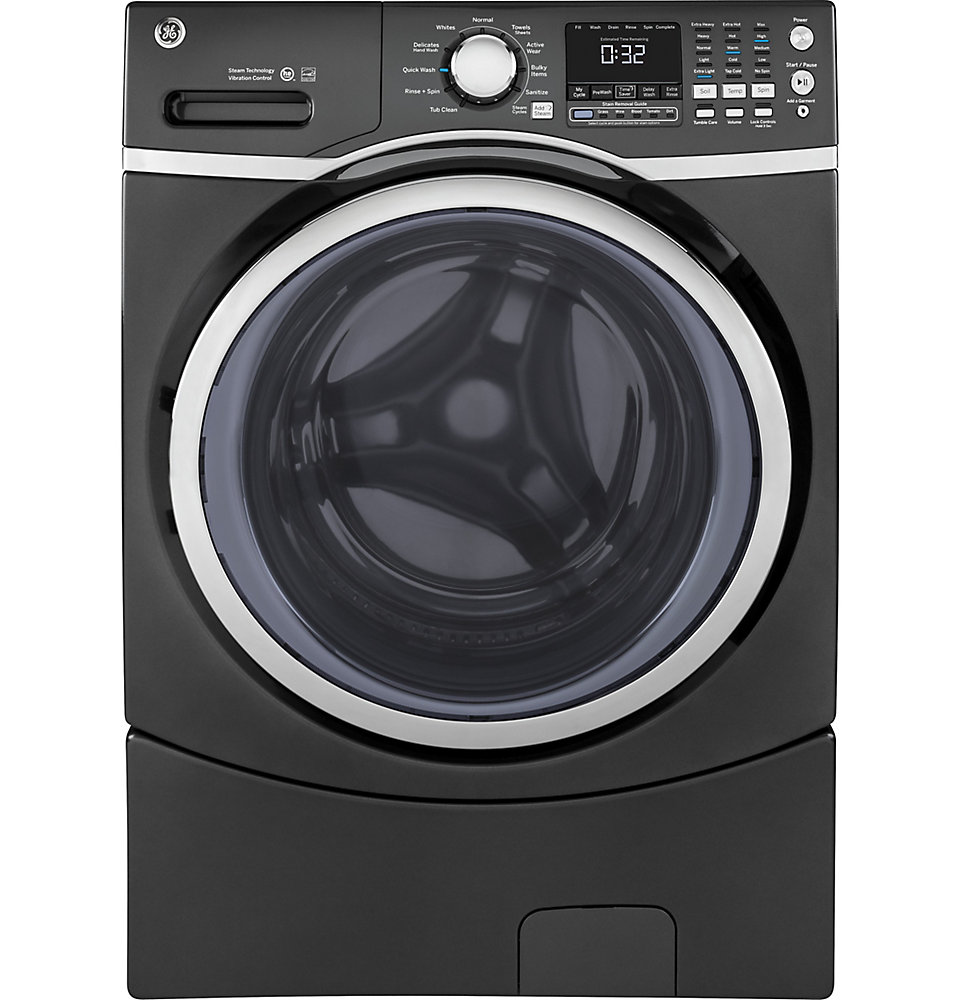 5.2 cu.ft. capacity stainless steel drum frontload washer - Diamond Grey - ENERGY STAR®