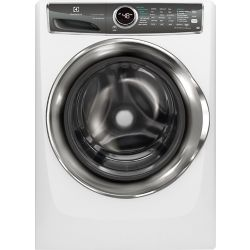 Electrolux 4.4 cu. ft. Front Load Washer with SmartBoost Technology Steam in White - ENERGY STAR®