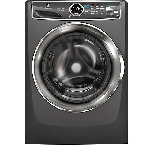 5.1 cu. ft. Front Load Washer with SmartBoost Technology Steam in Slate - ENERGY STAR®