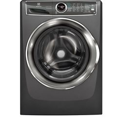Electrolux 5.1 cu. ft. Front Load Washer with SmartBoost Technology Steam in Slate - ENERGY STAR®