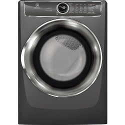 Electrolux 8.0 cu. ft. Front Load Perfect Steam Electric Dryer in Slate - ENERGY STAR®