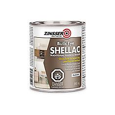 Zinsser Bulls Eye Shellac Clear 946ml