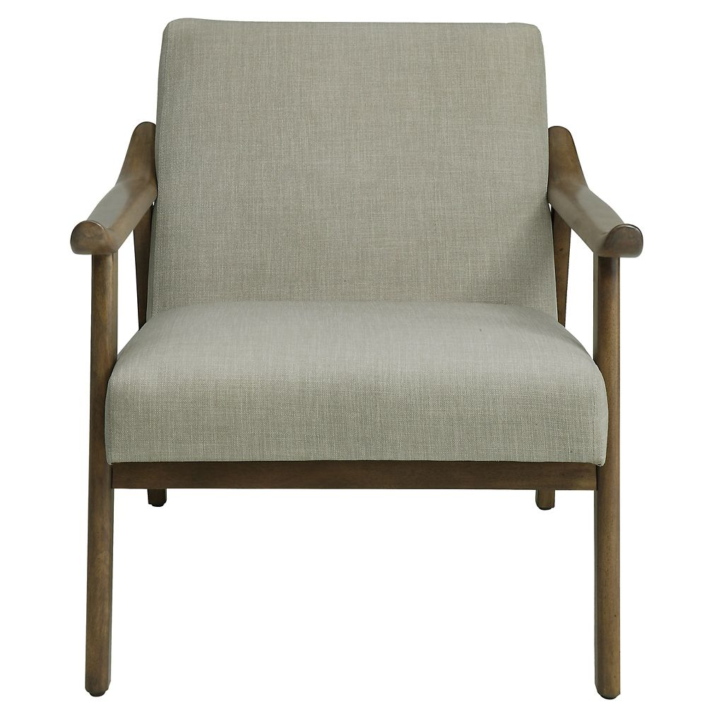 Pleasant Taylor Accent Chair Beige Inzonedesignstudio Interior Chair Design Inzonedesignstudiocom
