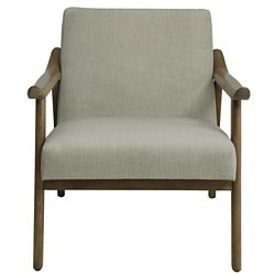 !nspire Taylor Accent Chair-Beige