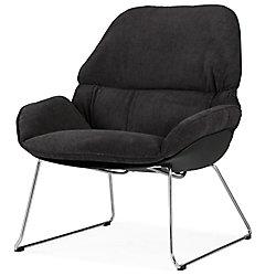 !nspire Finn Accent Chair-Charcoal