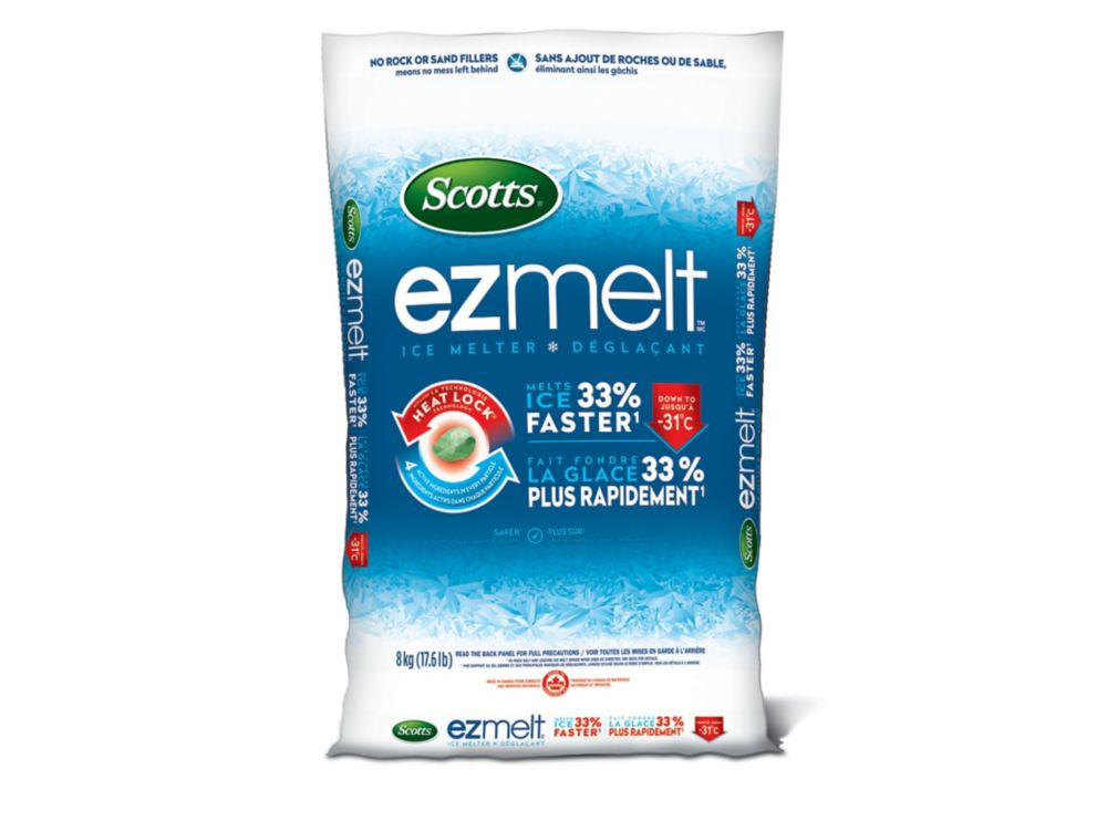 Scotts EZ Melt 8kg Ice Melter