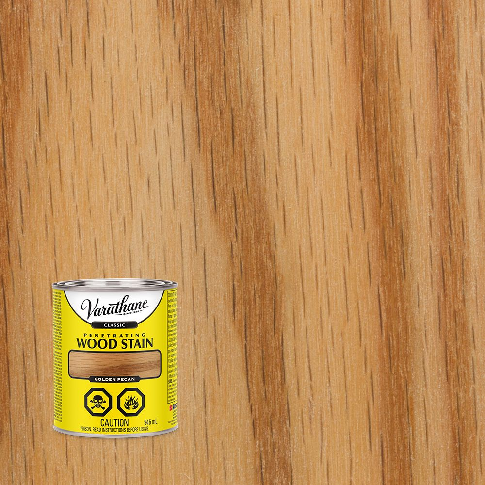 Varathane Varathane Classic Penetrating Wood Stain Golden Pecan 946ml
