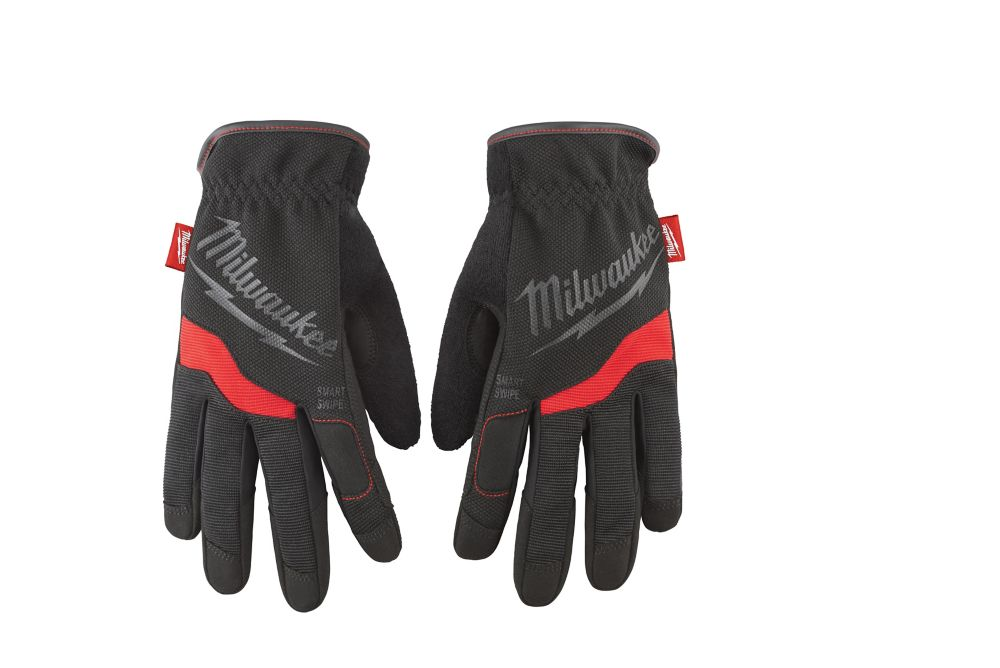 Milwaukee Tool FreeFlex Work Large Gloves