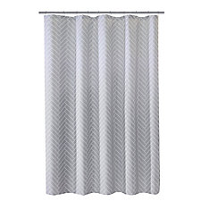 Tiles Fabric Shower Curtain 70 Inch X 72