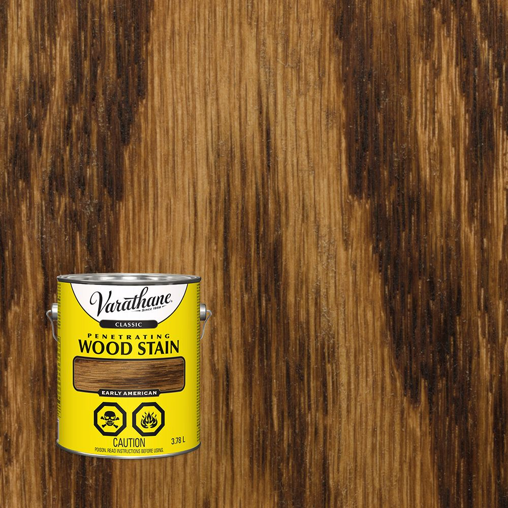 Varathane Varathane Classic Penetrating Wood Stain Early American 3.78L