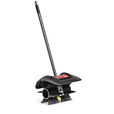 BR720 Power Broom Attachment With Nylon Bristles And Poly Skid Plate