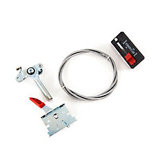 Universal Lawn Mower Throttle Control Kit