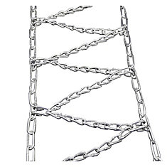 16.50-inch X 6.50-inch Chains/ Tire - 4 Link Spacing