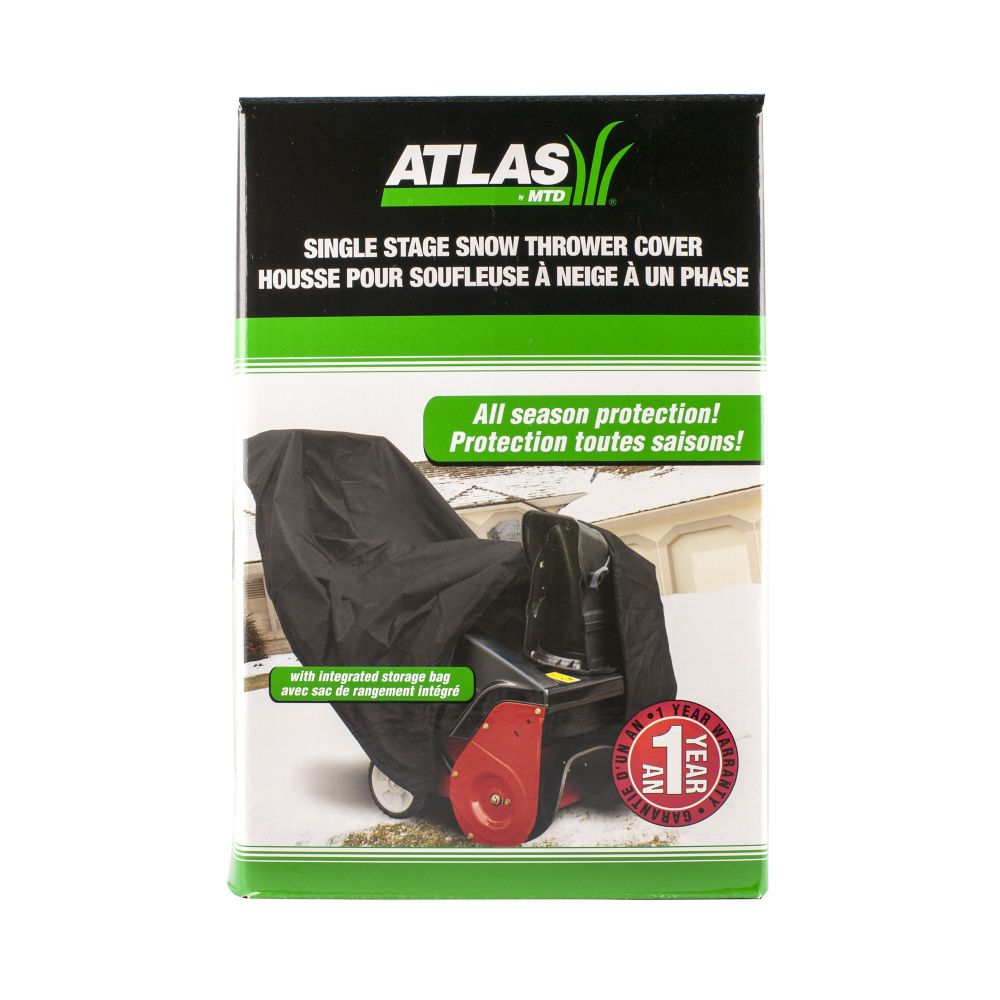 Atlas Single-Stage Snow Thrower Cover