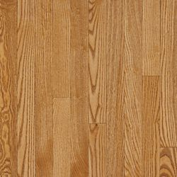 Bruce Plancher AO, bois massif, 3/4 po x 2 1/4 po x longueurs variées, Chêne Spice Tan, 20 pi2/boîte
