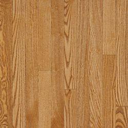 Bruce Plancher AO, bois massif, 3/4 po x 3 1/4 po x longueurs variées, Chêne Spice Tan, 22 pi2/boîte