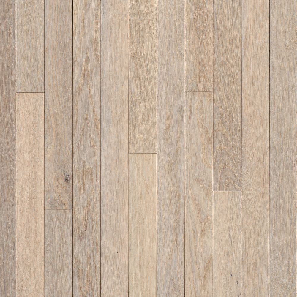 Bruce AO Oak Sugar White 3/4-inch Thick x 3 1/4-inch W Hardwood Flooring (22 sq. ft. / case)