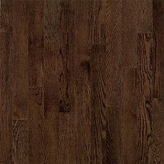 AO Oak Barista Brown 3/4-inch Thick x 5-inch W Hardwood Flooring (23.5 sq. ft. / case)
