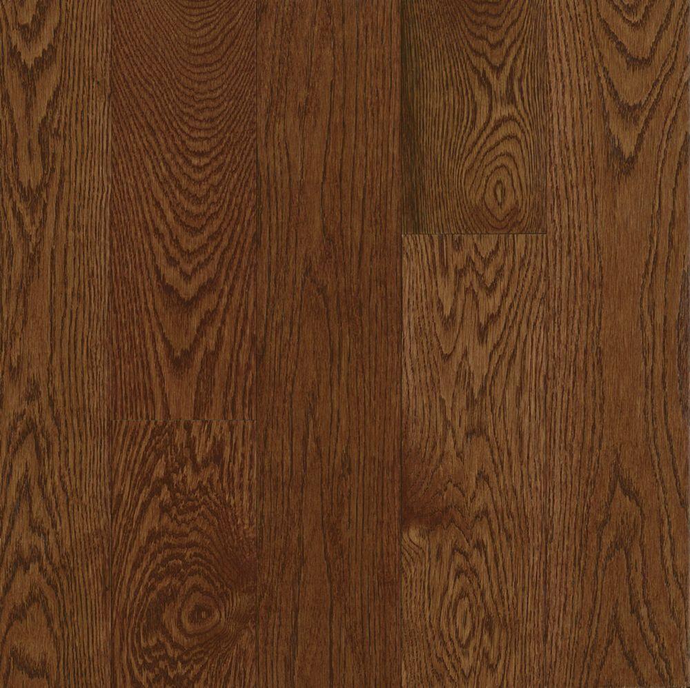 Bruce AO Oak Deep Russet 3/4-inch Thick x 5-inch W Hardwood Flooring (23.5 sq. ft. / case)