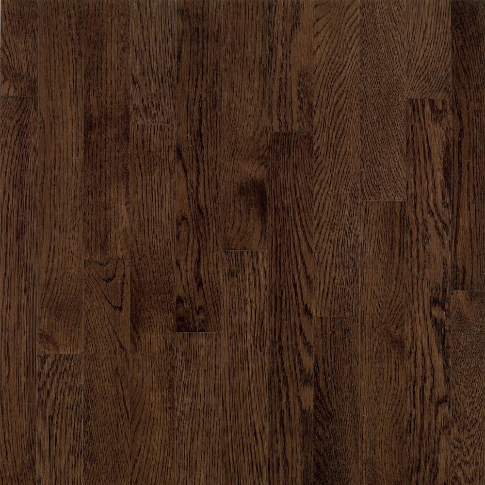 Bruce AO Oak Barista Brown 3/8-inch Thick x 3-inch W Engineered Hardwood Flooring (22 sq. ft. / case)