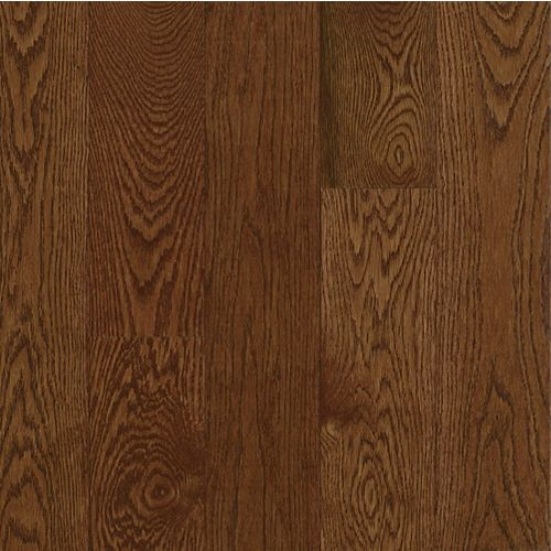 Bruce AO Oak Deep Russet 3/8-inch Thick x 3-inch W Engineered Hardwood Flooring (22 sq. ft. / case)