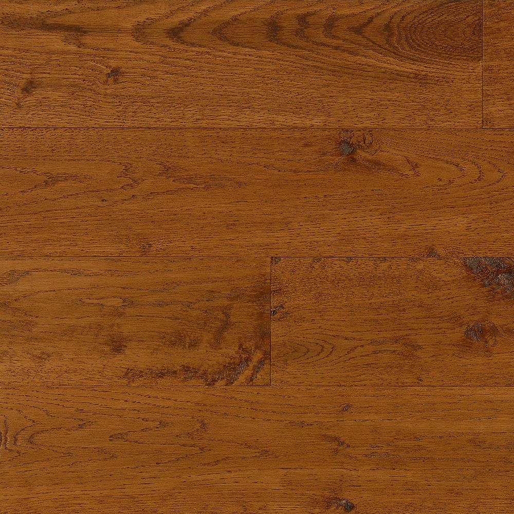 Bruce Oak Fall Classic 3/8-inch Thick x 5-inch W AV Handscraped Hardwood Flooring (23.5 sq. ft. / case)