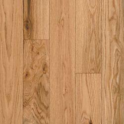 Bruce Plancher AV, bois massif, 3/4 po x 5 po x longueurs variées, Chêne rouge naturel, 23,5 pi2/boîte
