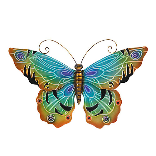 Art mural papillon