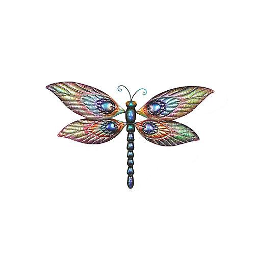 Art mural extérieur Papillon