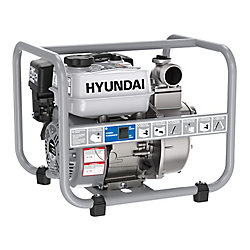 Hyundai HWP270 2 in Gas Powered 7 HP 212cc Water Pump