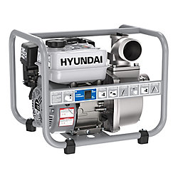 Hyundai HWP370 3in Gas Powered 7 HP 212cc Water Pump
