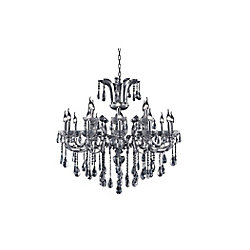 Glorious 40 inch 18 Light Chandelier with Chrome Finish