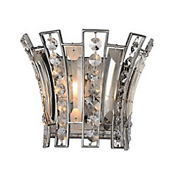 Nile 5 inch 1 Light Wall Sconce with Antique Forged Silver Finish