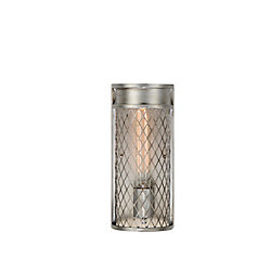 Kaliga 4 inch 1 Light Wall Sconce with Champagne Finish