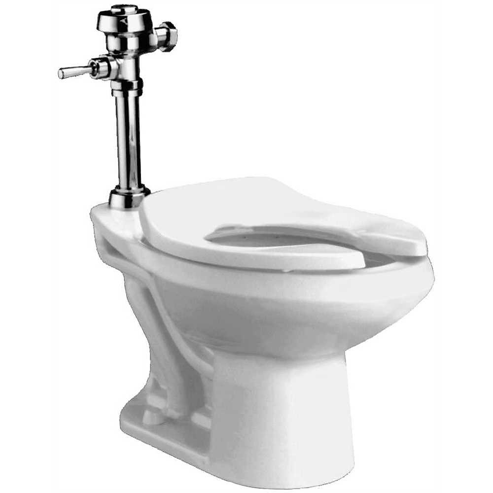 American Standard Madera Aquameter Siphon Jet Toilet