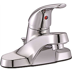 PREMIER Bayview Single-Handle Centerset Lavatory Faucet With Pop-Up, Chrome