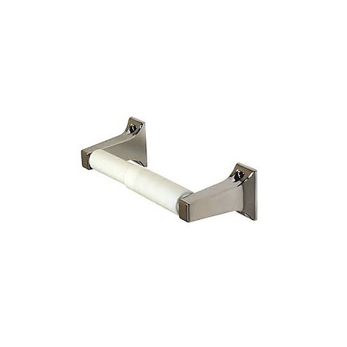 Toilet Paper Holder, Exposed Screw, Chrome Plated