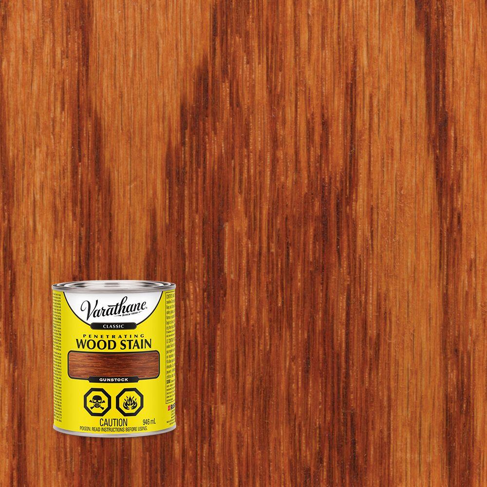 Varathane Classic Penetrating Wood Stain Gunstock 946ml