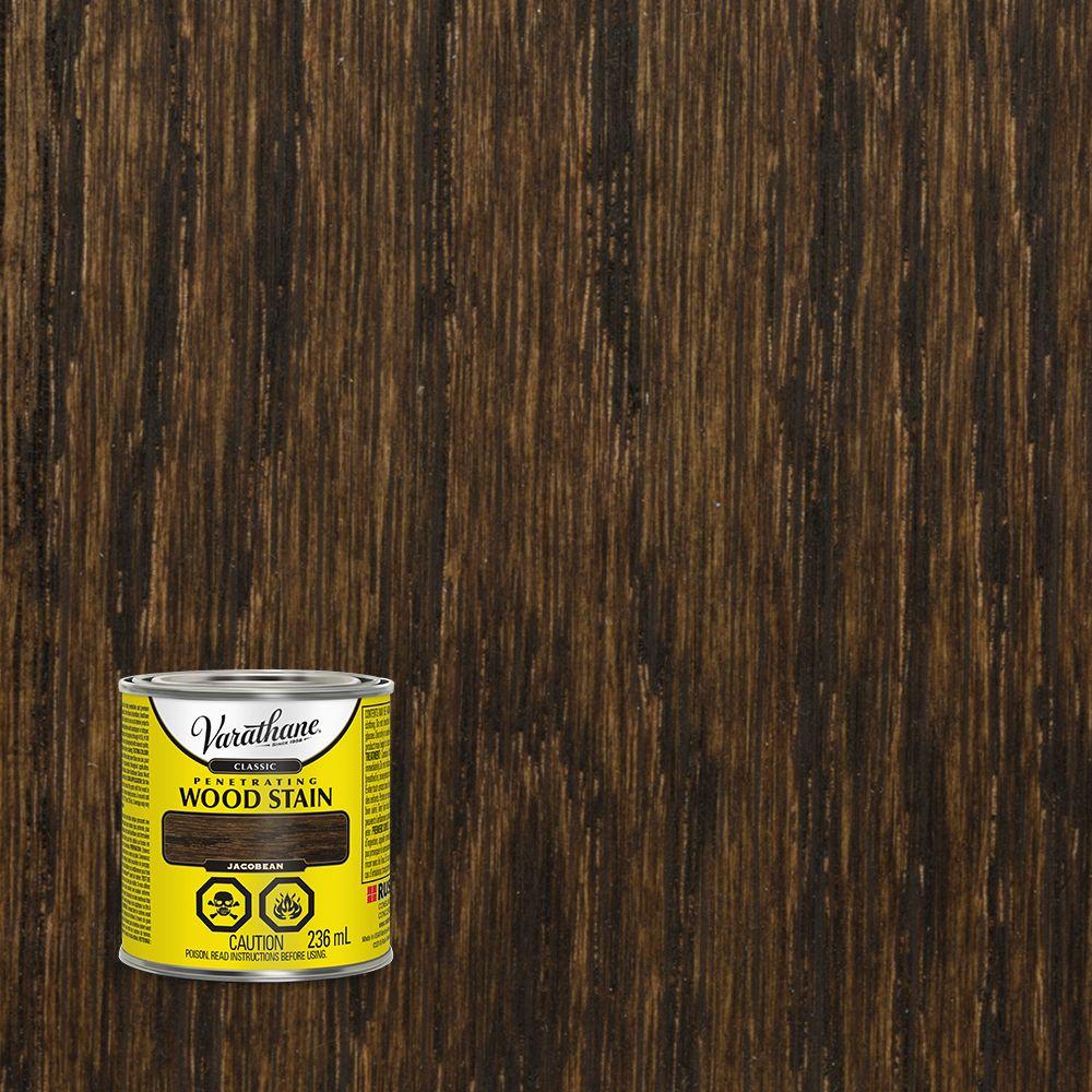 Varathane Varathane Classic Penetrating Wood Stain Jacobean 236ml